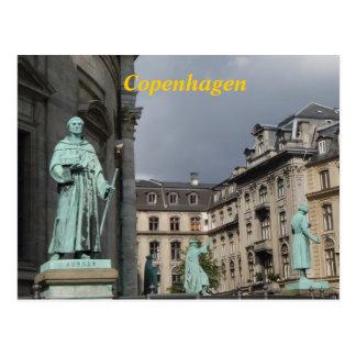 Kopenhagen-Postkarte Postkarte