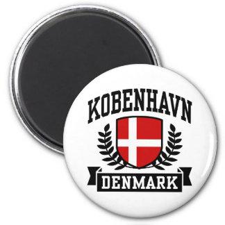 Kopenhagen Runder Magnet 5,1 Cm