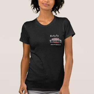 Körper durch natürlich intensives für Frauen T-Shirt
