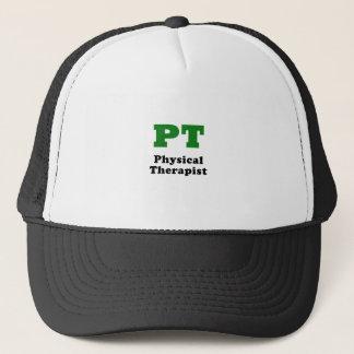 Körperlicher Therapeut Pints Truckerkappe