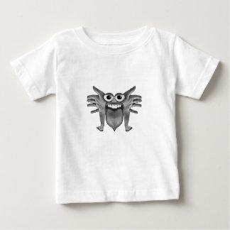 Körperteil-Monster-Illustration Baby T-shirt
