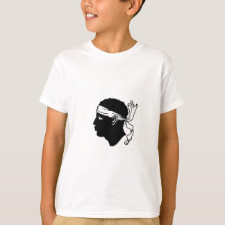 Korsika-Flagge T-Shirt