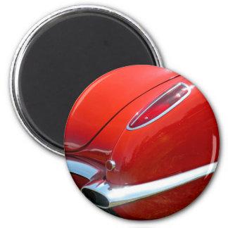 Korvette 1958 runder magnet 5,7 cm