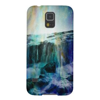 Kosmische Fälle Galaxy S5 Cover