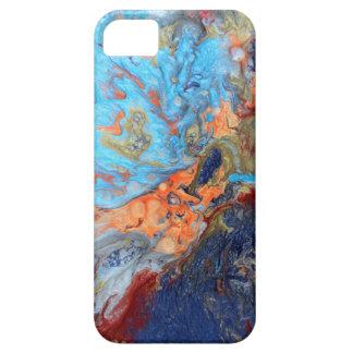 Kosmische Marmore iPhone 5 Schutzhülle