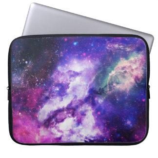 Kosmische Technologie Laptop Sleeve