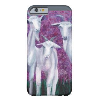 Kosmische Ziegen Barely There iPhone 6 Hülle