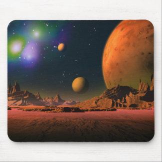 Kosmisches Bewusstsein - Raumkunst mousepad