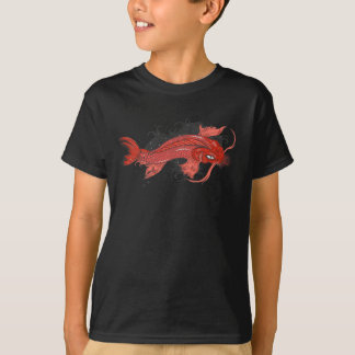 Kosmisches Koi T-Shirt