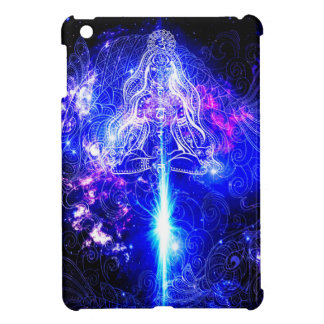 Kosmisches schillerndes Koi iPad Mini Hülle