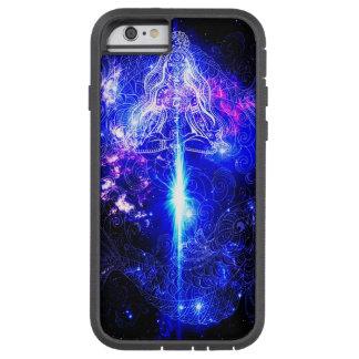 Kosmisches schillerndes Koi Tough Xtreme iPhone 6 Hülle
