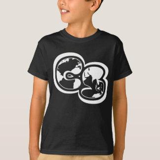 Kosmisches Slop-Musikfest-Jugend-T-Stück T-Shirt
