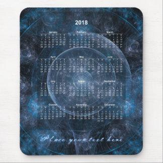 Kosmos-Hintergrund 001 - Kalender 2018 Mousepads