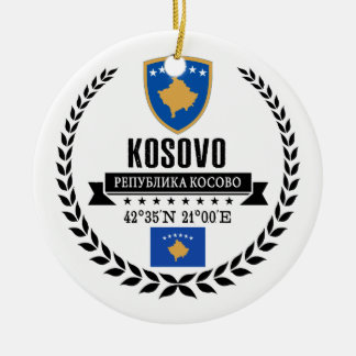 Kosovo Keramik Ornament