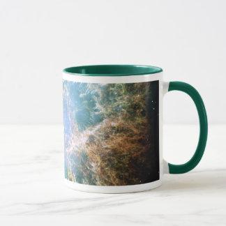 Krabben-Nebelfleck-Tasse Tasse