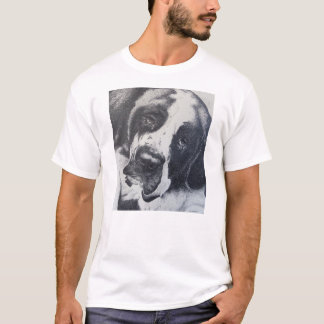 Krach der Bernhardiner T-Shirt