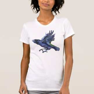Krähen gegen Raben Shirts