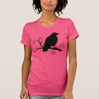 Krähen-Raben-T - Shirt