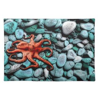 Kraken-Kiesel Tischset