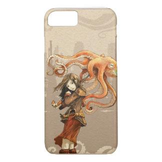 Kraken-Sonnenschirm iPhone 7 Fall iPhone 8/7 Hülle
