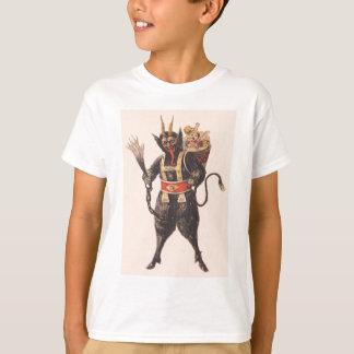 Krampus Entführungs-Kinderschalter T-Shirt
