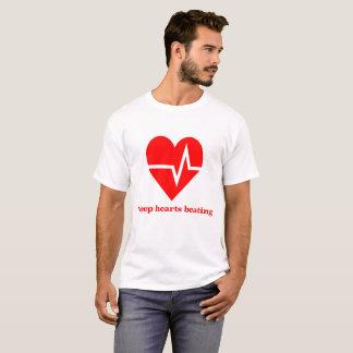 Krankenschwester-T - Shirt: Ich behalte das T-Shirt