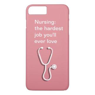 Krankenschwester-Thema iPhone 8 Plus/7 Plus Hülle
