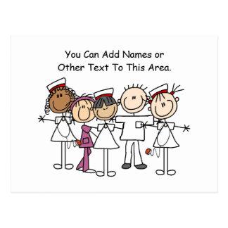 Krankenschwester-Wochen-T - Shirts und Geschenke Postkarten
