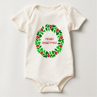 Kranz-Grüße - Baby Baby Strampler