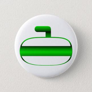 Kräuselnfelsen Runder Button 5,1 Cm