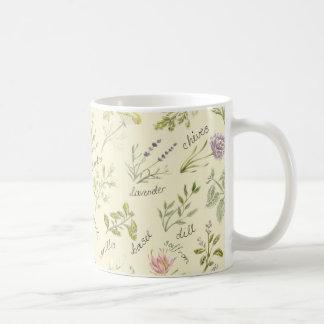 Kräuter und Gewürz-Tasse Tasse