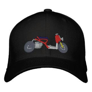 Krawall-Roller gestickter Hut