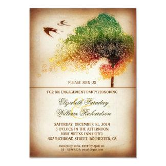 kreative Verlobungs-Party Einladungen
