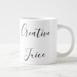 Kreativer Saft Jumbo-Tasse