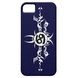 Krebs Stammes- dunkler iPhone 5 Kasten iPhone 5 Etui