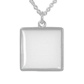 Kreiere Deine eigene Sterling Silber Halskette