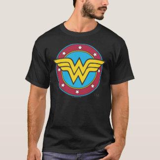 Kreis der Wunder-Frauen-| u. Stern-Logo T-Shirt