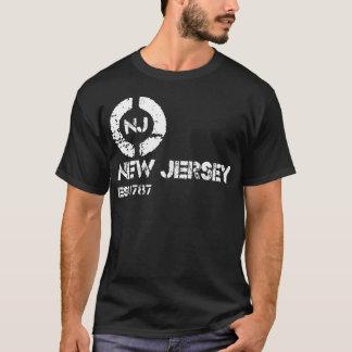 Kreis New-Jersey est T-Shirt