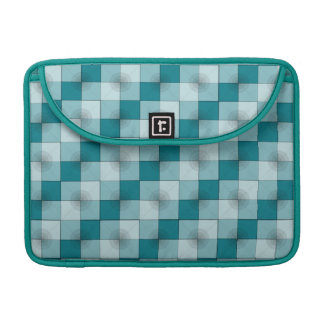 "Kreis-Quadrate 13"" Macbook Prohülse Sleeve Für MacBook Pro"