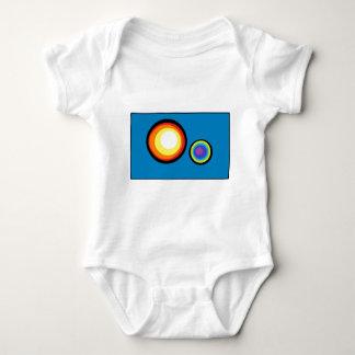 Kreis-Welt Baby Strampler