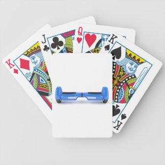 Kreiselkompaßroller Bicycle Spielkarten
