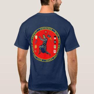 Kreuzfahrer-Siegel-Shirt T-Shirt
