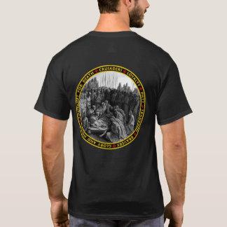 Kreuzfahrer-Tod des Baldwin Siegel-Shirts T-Shirt