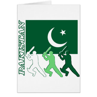 Kricket Pakistan Karte