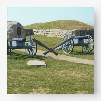 Krieg Fort-Phoenix Massachusetts von Wanduhr 1812