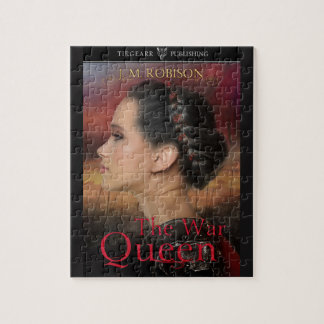 Kriegs-Königin-Puzzlespiel Puzzle