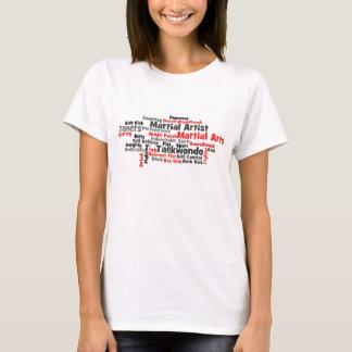 Kriegskunst-Taekwondo-T - Shirt