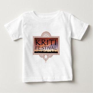 Kriti Festival-Kleid Baby T-shirt