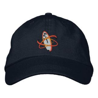 Kritischer Verwirrungs-Logo-Hut Baseballmütze