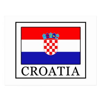 Kroatien Postkarte